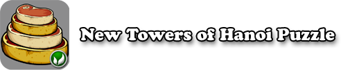 New Towers of Hanoi Puzzle
